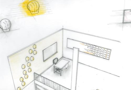 Interieur advies helmenwand voorlichting bouwen wonen for Interieur advies